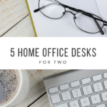Home Office Desks For Two